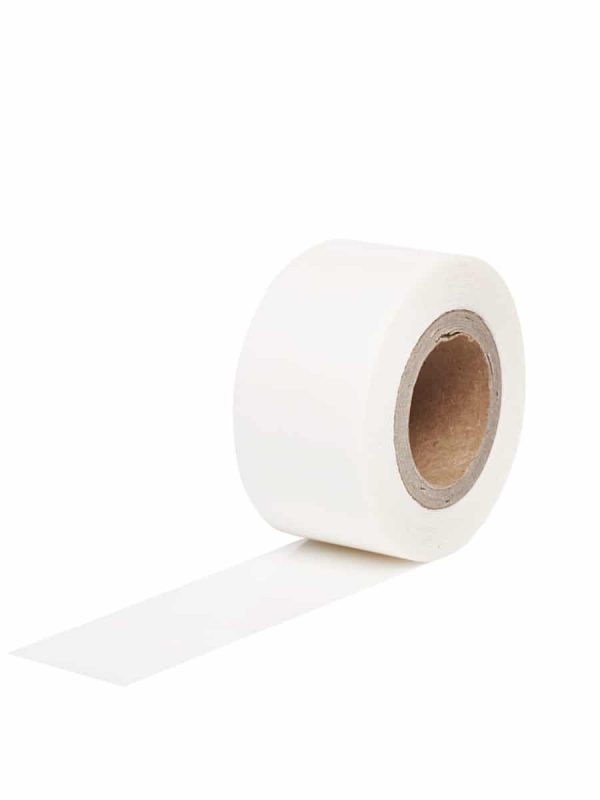 Clear tape roll